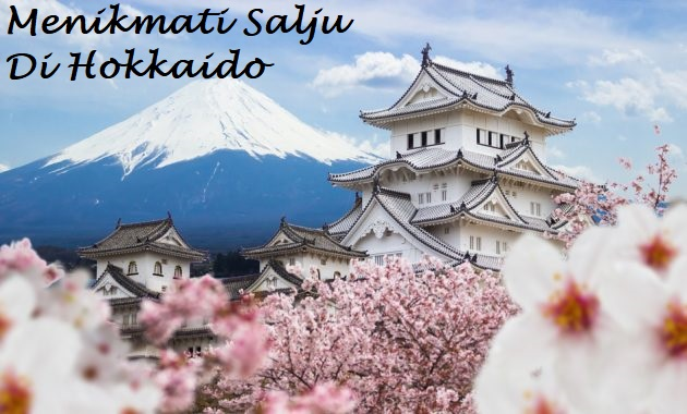 Menikmati Salju Di Hokkaido